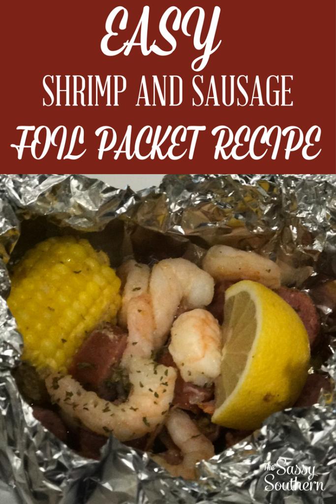 Easy Shrimp and Sausage Fall Recipe