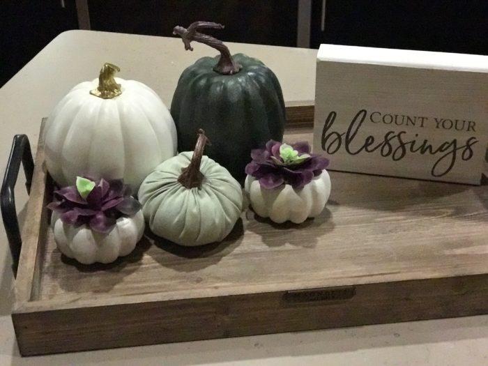 Target Dollar Spot Fall 2017 - Pumpkins