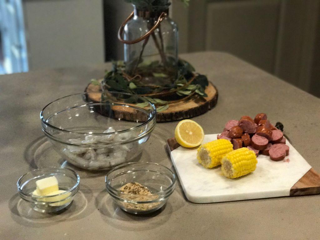 Shrimp and Sausage Recipe