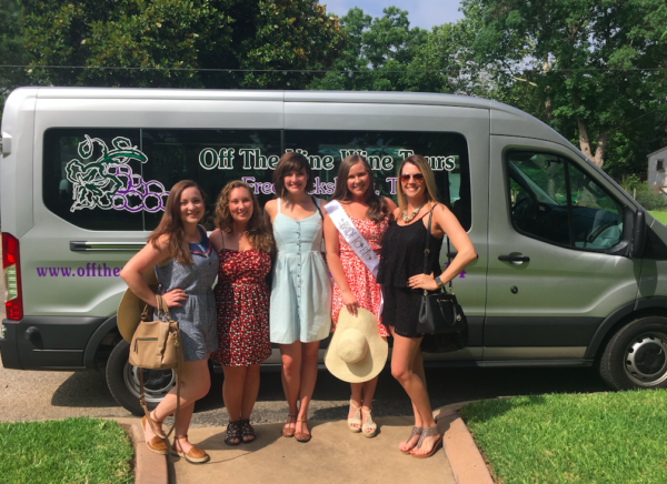 Off The Vine Wine Tours Fredericksburg Texas