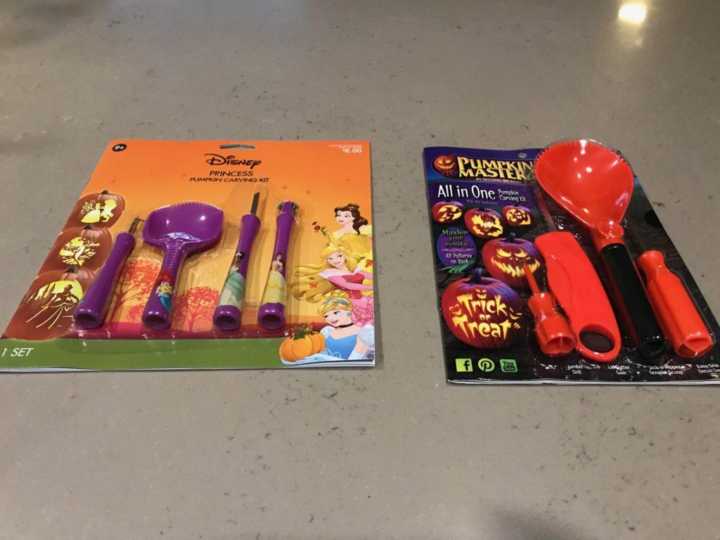 Target Pumpkin Carving Kits