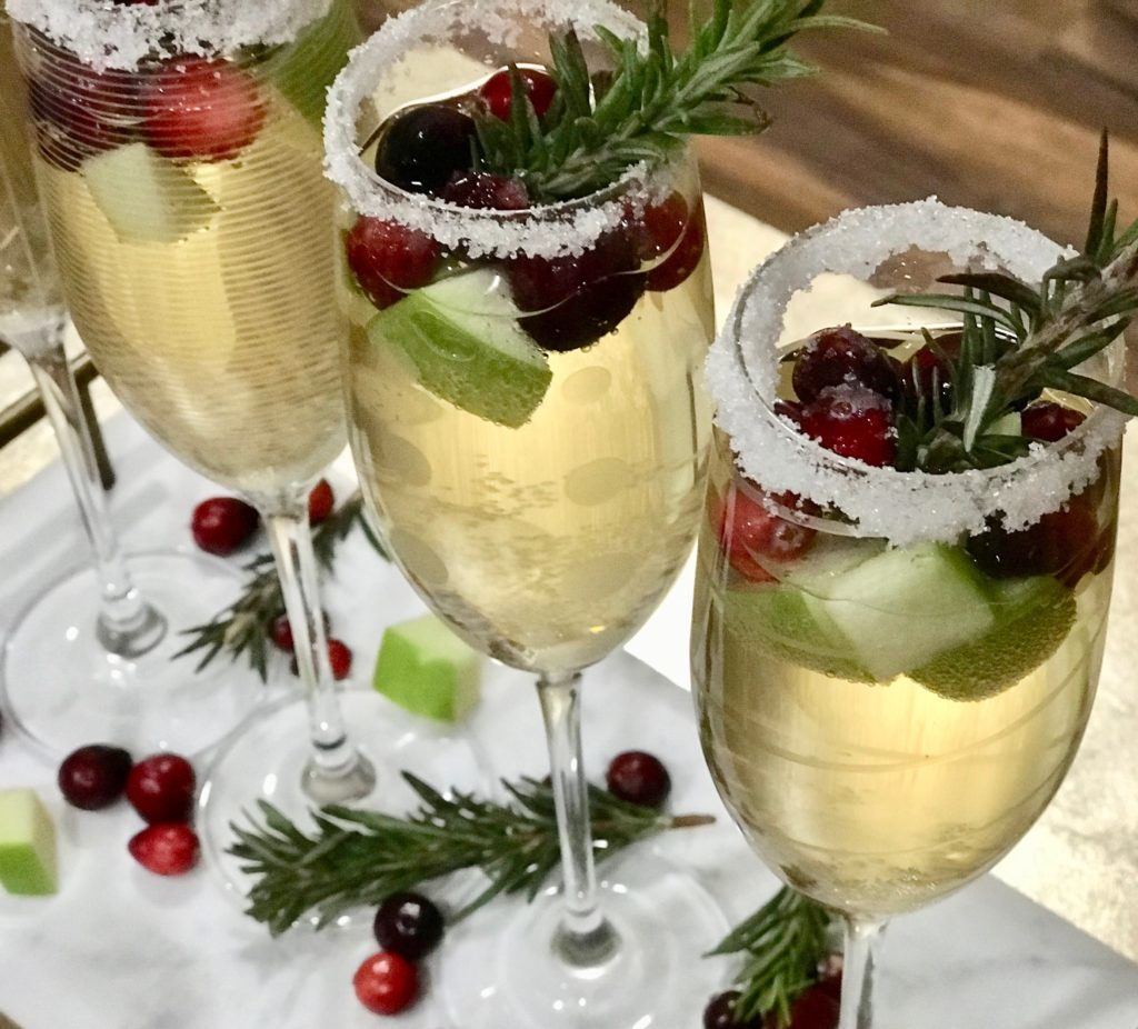 Christmas Sangria Recipe