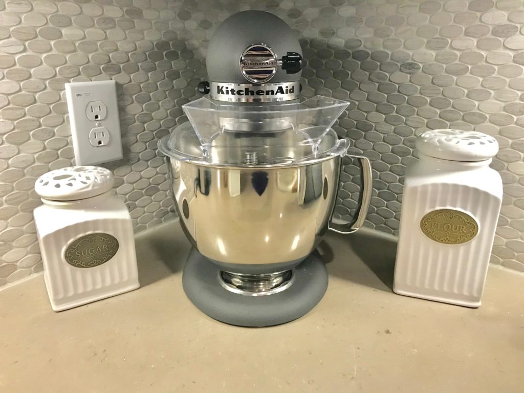 KitchenAid Stand Mixer Imperial Grey
