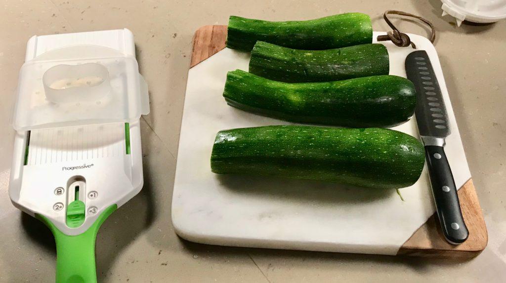 Mandaline Veggie Slicer