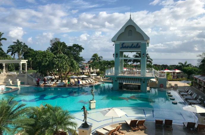 132413ac1330f6 Luxury Beach Vacation at the All-Inclusive Sandals Ochi Jamaica ...