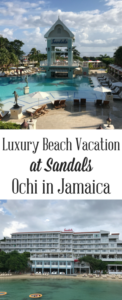 Sandals Jamaica Beach Vacation