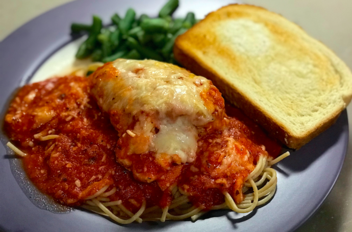 Skinny Chicken Parm Recipe