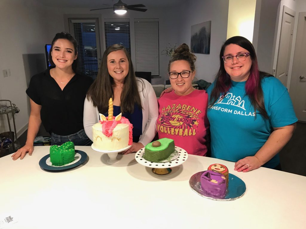 Cake Decorating Baking Competition