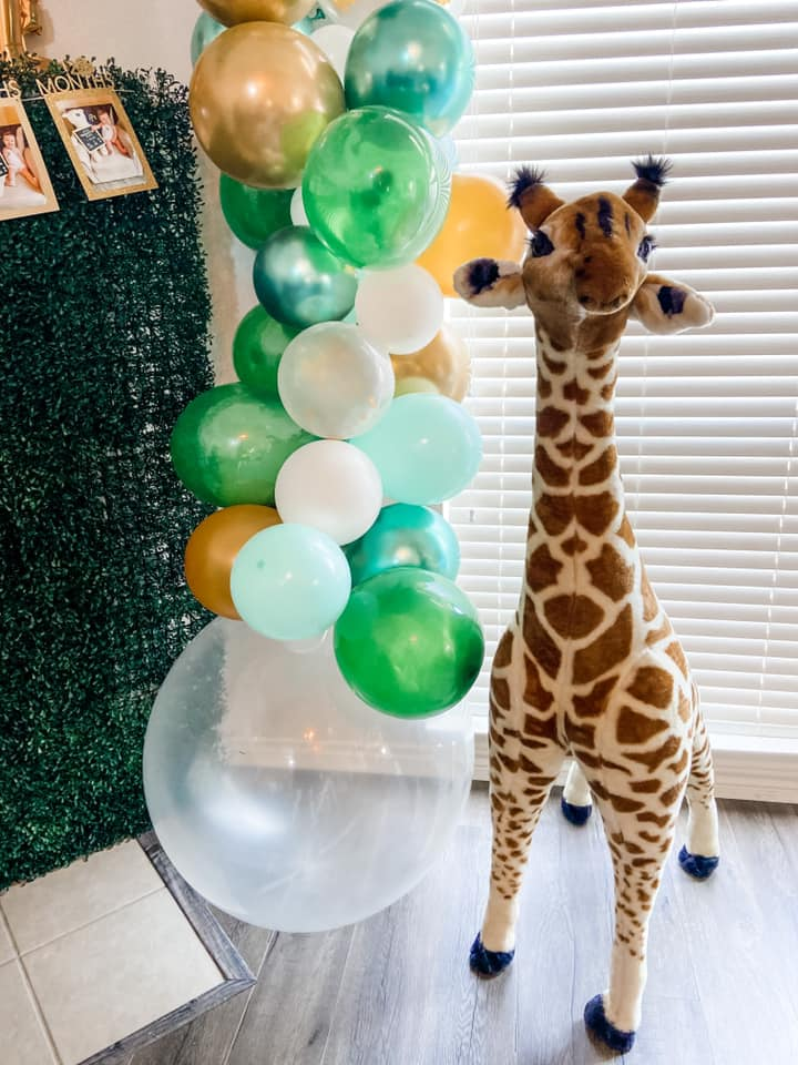WILD ONE SAFARI BIRTHDAY PARTY